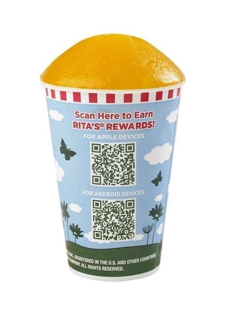 Rita's Italian Ice harnesses power of mobile to build loyalty club | Italian Ice Desserts | Scoop.it