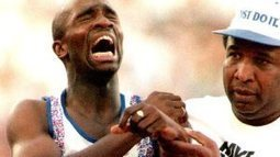 If You Dont Cry After Watching This Derek Redmond Video Clip, You're A Darned Monster | workout plateau | Scoop.it