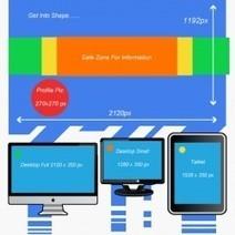#GooglePlus Design Cheat Sheet 2013 | Social Media e Innovación Tecnológica | Scoop.it