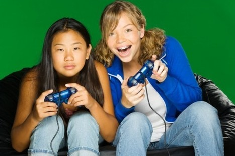 Girls and Games: What's the Attraction? | Film, Games and Media  Literacy | Scoop.it