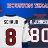 Houston Texans White Jersey