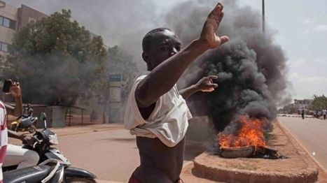 Burkina Faso coup: Compaore ally named ruler - BBC News | Global Affairs & Human Geography Digital Knowledge Source | Scoop.it