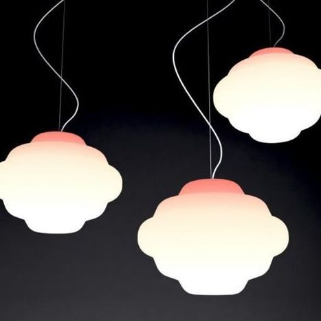 Cloud Pendant lamp by Jonas Wagell Design&Architecture | TriptoD.com | Trip to Design | Scoop.it