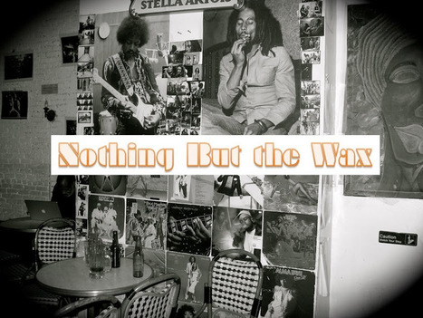 Nothing But the Wax dans la PRESSE | Tout en wax | Scoop.it