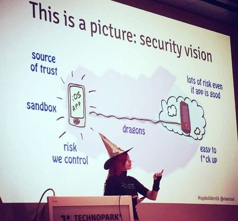 Upgrading Approaches to the Secure Mobile Architectures | Mobile, Web & IoT | Scoop.it