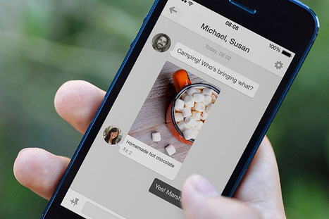 Une messagerie privée pour Pinterest | Geek News | Scoop.it