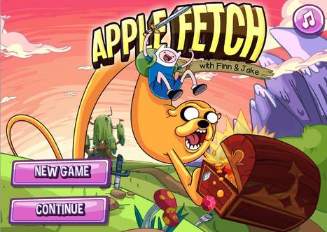 Adventure Time Apple Fetch | cartoon mini | Scoop.it