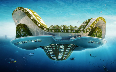 The Lilypad: A Bio-Diverse Floating Ecopolis for Ecological Refugees | Sustainable Technologies | Scoop.it