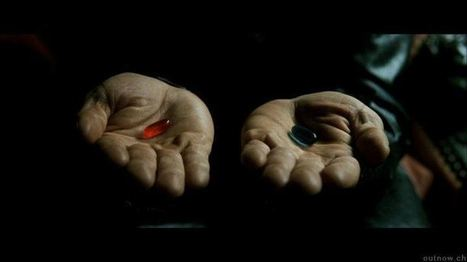 "Stuck in the social media matrix? Pop that ""red pill"" - PandoDaily (blog) 