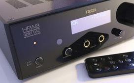 Musique Audiophile: Banc d'essai - convertisseur, prémaplificateur, amplificateur casque Fostex HPA8 | Fostex | Scoop.it