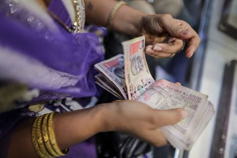 Could India Be the First to Get Rid of Cash? | Commerce and Payments | Scoop.it