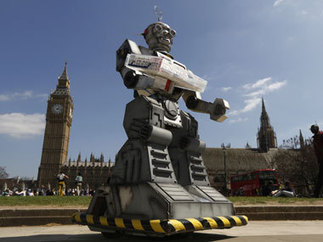 Sci-fi in real life: UN to discuss 'killer robots' today   Artificial Intelligence   Scoop.it