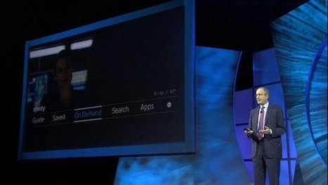 Comcast CEO Brian Roberts Previews New X1 Features | INTX 2015 INTX 2015 | Cable TV | Scoop.it