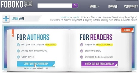 Three great ways to find free eBooks online | Time to Learn | Scoop.it