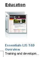 Essentials LIS T&D Overview - LiveBinder   New-Tech Librarian   Scoop.it