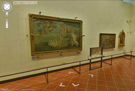 Un internaute passe 3 fois plus de temps devant un tableau en ligne que dans un musée | Buzzeum | Scoop.it