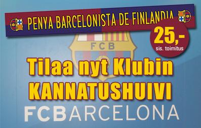 F.C. Barcelona Fan Club Finland   jalkapallo   Scoop.it