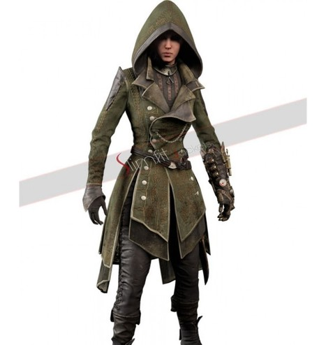Assassin's Creed Syndicate Lydia Frye Costume | Never Seen Before - Exclusive Collection | Scoop.it