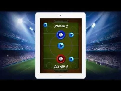 Soccer Air Hockey - Android Apps on Google Play   Android Free Games   Scoop.it