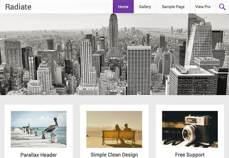 25+ free WordPress themes for April 2014 | Free WordPress resources | Scoop.it