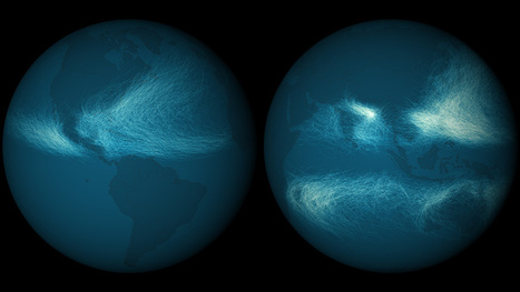 World's Hurricane Tracks | Geography is my World | Scoop.it