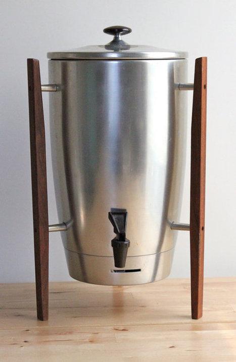 Atomic Mid Century Coffee Maker | Debbies Favorite Items | Scoop.it