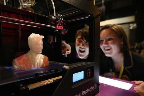 How does 3-D printing work? | Library Trends | Scoop.it