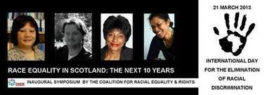 Race Equality in Scotland – The Next 10 Years | CRER event 21st March | Jobs Extra | Scoop.it