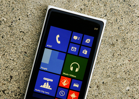 The wide world of Windows Phone 8 handsets (roundup) | Microsoft | Scoop.it