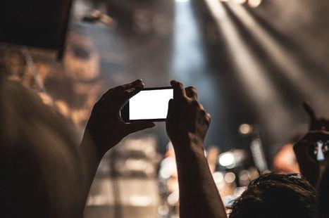 Kit de survie en festival : partager ses souvenirs - L'Usine Digitale - L'Usine Digitale | CC Jovence | Scoop.it