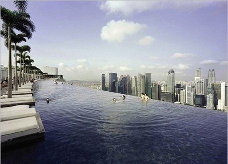Luxury Hotel In Skyline, Marina Bay Sands Singapore | Tourism Journal | Modern Home Design | Scoop.it