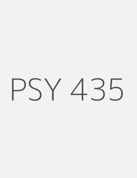 psy 490 week 4 pay it forward