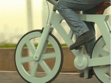 MFS - The Other News: Israeli 'Know How': Recycled Cardboard ... | Bicycle advocacy | Scoop.it