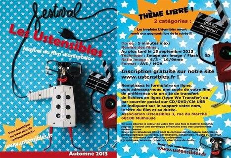 Les Ustensibles... Festival du film d'animation | Autour de l'ED&N | Scoop.it