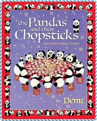 Holiday Gift Guide: The Pandas and Their Chopsticks & Other Animal Stories By Demi (Giveaway) ~ a rain of thought | A Rain of Thought- Music & Entertainment | Scoop.it