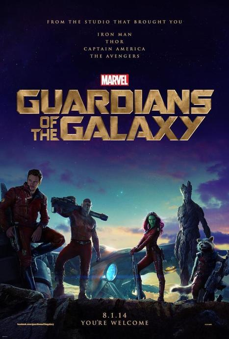Watch Guardians of the Galaxy Online Free   movies   Scoop.it