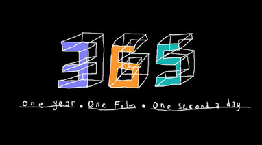 365: One Animated Film, Shot One  Second a Day, Over One Year | Interesting things :) | Scoop.it