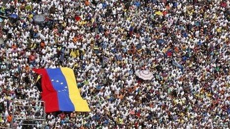Venezuela's inflation rises to 63.4% | IB Economics | Scoop.it