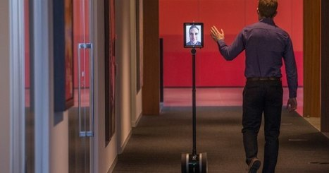Flipping the office Telepresence Model | Edumorfosis.it | Scoop.it