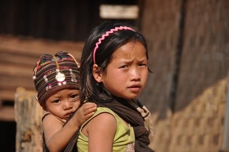 Luang Namtha, le dessert du Laos. | Le changement de continent, c ... | découverte du Laos | Scoop.it