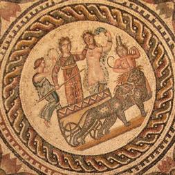 Representación de la mujer en mosaicos del ImperioRomano | La Cultura y El Arte Del Imperio Romano | Scoop.it