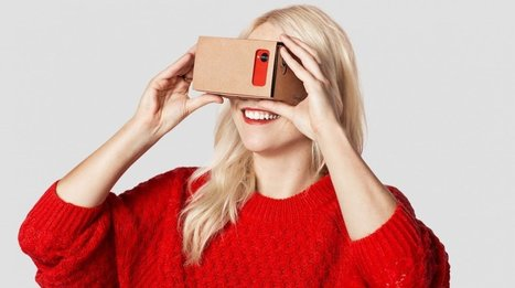 Best Google Cardboard apps: Top games and demos for your mobile VR headset | Google Glass and Cardboard | Scoop.it