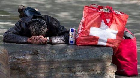 En Suisse, les 2% les plus riches possèdent autant que tous les autres | Econopoli | Scoop.it