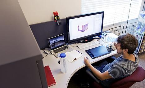 Vita da Web Designer Freelance: 40 ispirazioni per la postazione ideale del tuo ufficio | lucaciavatta.com | Scoop.it