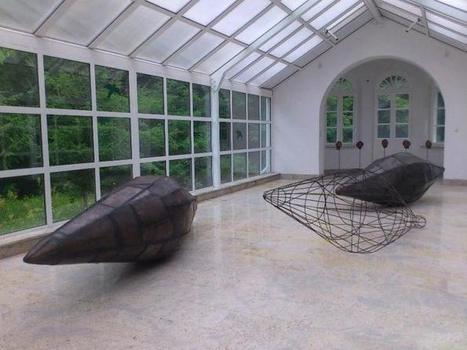 Magdalena Abakanowicz : Conglomerates | Art Installations, Sculpture, Contemporary Art | Scoop.it