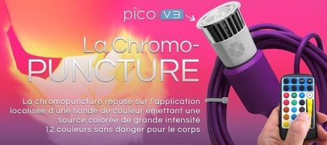 Se soigner par la lumière : la chromopuncture   Chromothérapie top 10 solutions   Scoop.it