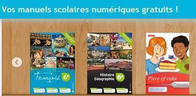 NetPublic » LeLivreScolaire.fr : 16 manuels scolaires gratuits collaboratifs en Creative Commons avec cours et exercices en ligne | TUICE_Université_Secondaire | Scoop.it
