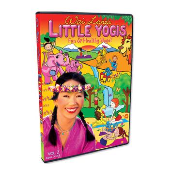 Wai Lana's Little Yogis™ DVD Vol. 2 | Yoga Asanas | Scoop.it