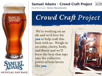 Sam Adams' New Crowdsourced Beer Is A Really Smart Marketing Campaign | Social Media Optimization &  Search Engine Optimization | Scoop.it