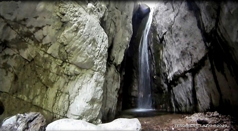Campoli Appennino (FR) - watertrekking lungo la spettacolare Gola del Lacerno || Dettagli su Tesori del Lazio | I tesori del Lazio - Treasures of Latium - Magazine | Scoop.it